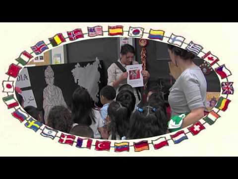 Multicultural Day at Pierce Early Childhood School