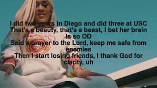SAWEETIE - FOCUS lyrics