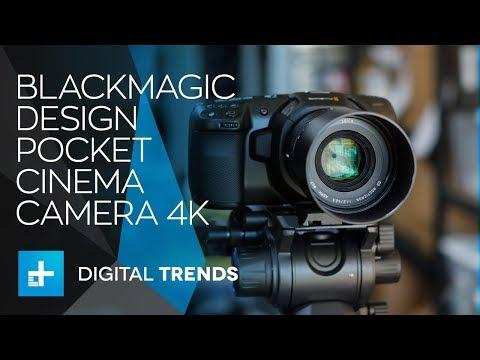 Blackmagic Design Pocket Cinema Camera 4k - Review