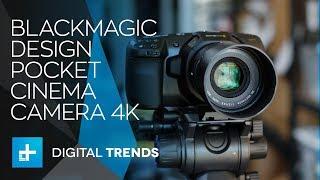 Blackmagic Design Pocket Cinema Camera 4k - Review