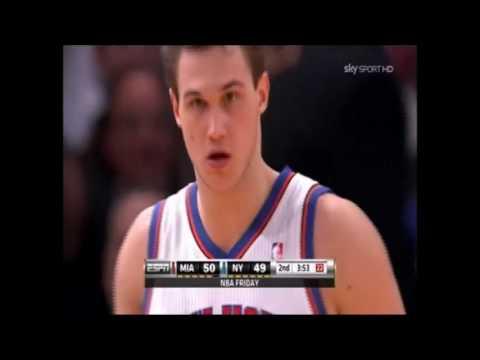NBA 2011, Buffa & Tranquillo - Gallinari & Chandler, showtime Knicks contro LeBron al Madison