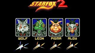 Star Fox 2 Special: Star Wolf Battle