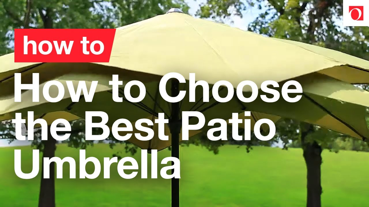 Patio Umbrella Guide   Overstock.com