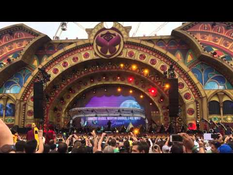"""""""Tremor"""" played by The National Orchestra of Belgium - Tomorrowland 2015"""