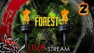 The Forest - Гуки 2: Месть за Беседку ! [Стрим]