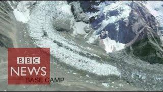 Video Everest's 'worst disaster' in 60 seconds - BBC News download MP3, 3GP, MP4, WEBM, AVI, FLV Oktober 2018