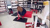 Обзор на обувь Janita (Модель в54719 чер замш сап мех) - YouTube