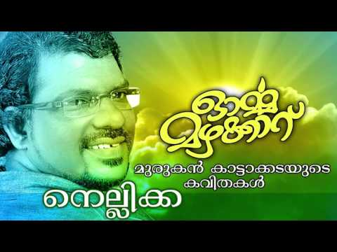 murukan kattakada new malayalam kavitha nellikka super hit malayalam kavitha malayalam kavithakal kerala poet poems songs music lyrics writers old new super hit best top   malayalam kavithakal kerala poet poems songs music lyrics writers old new super hit best top