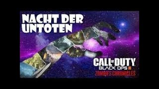 Call of Duty: Black Ops III Zombies Gameplay #3(Nacht der untoten)
