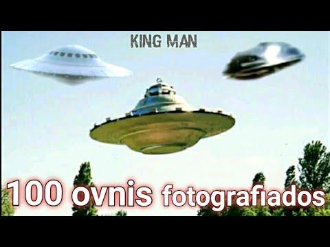 Los mejores 100  fotografías de auténticos OVNIS captados por el mundo ??