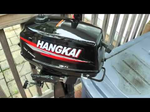 Hangkai 4hp Outboard Motors ARE JUNK. Greatfunctionitem are EBAY CrookS !!!