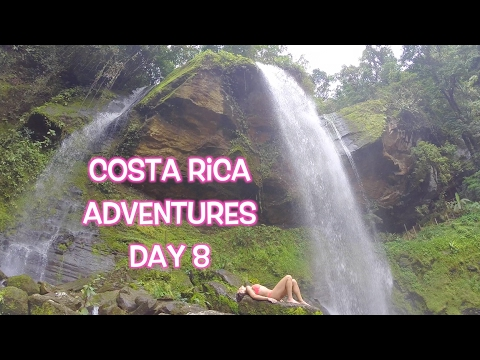Costa Rica Day 8: Lori & Mitch's Adventures