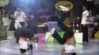 Breakdance challenge
