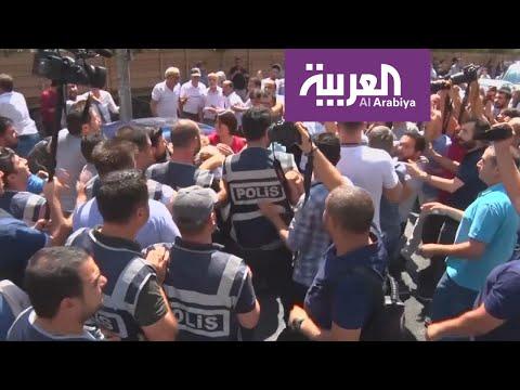 اعتقال 400 شخص بتهمة التورط بصلات مع مسلحين أكراد  - 07:53-2019 / 8 / 20