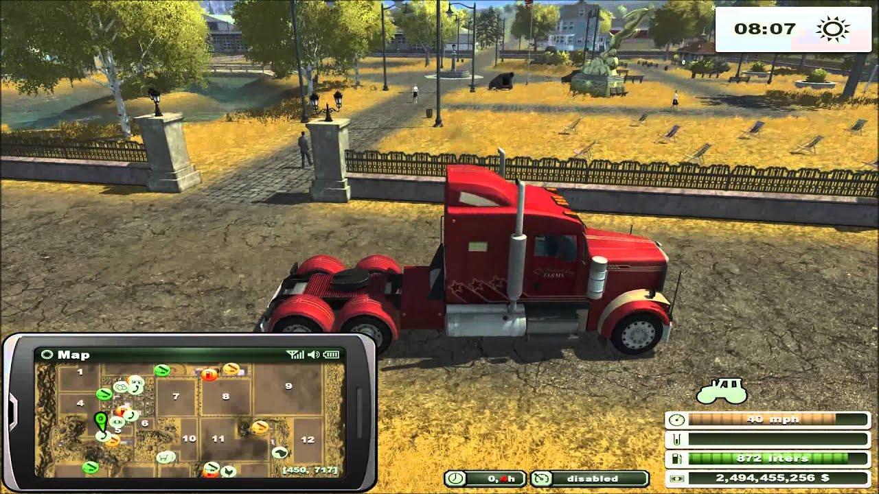 Map Usa Farming Simulator 2013%0A DLC for Farming Simulator      Titanium map tour around westbridge hills   YouTube