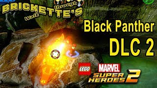 """DLC2 """"Welcome to the Jungle"""", based on the Black Panther movie, LEGO Marvel Super Heroes 2, 1080p 60"""