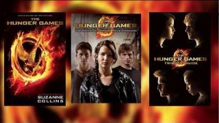 Hunger Games Movie Book Covers