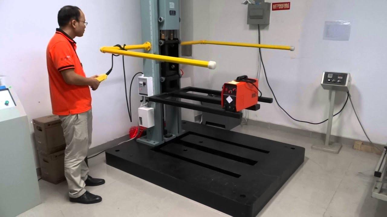 Испытание сварочного аппарата как выбрать сварочный инвекторный аппарат