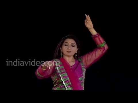 Learn Kathak with Pali Chandra, English 009, Gat