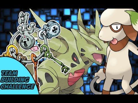 Pokemon Team Building Challenge: Fairy Lock