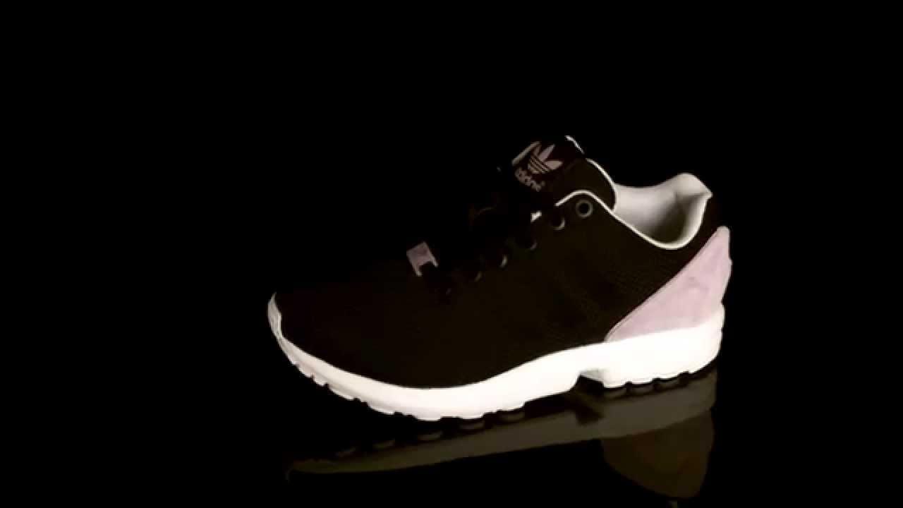 d81450839b846 ... australia adidas zx flux weave wmns sneaker core black bliss purple  b26390 youtube b5166 9981c