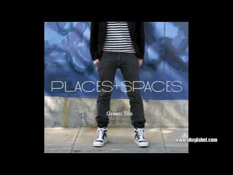 """Green Tea """"Places and Spaces"""" Album Sampler"""