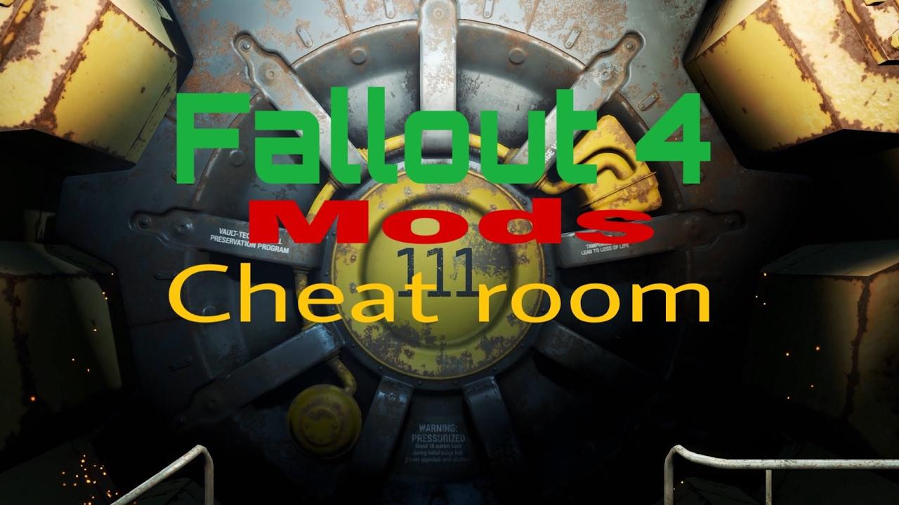 Mod Cheat Room Fallout  Pc