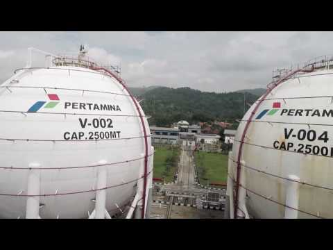 PROFILE DEPOT LPG TANJUNG SEKONG with subtitle english 140315