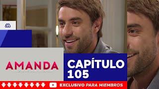 Amanda - ¡Claudio regresó para vengarse! / Capítulo  105