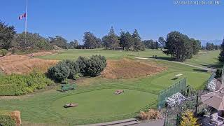 Preview of stream 18th Green & 1st Tee Box at Victoria Golf Course, Canada