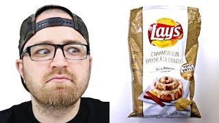 Cinnamon Bun Potato Chips?
