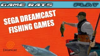 Sega Bass Fishing & Sega Marine Fishing (Dreamcast): Reeling in the BIG ONES - Game Rats Play