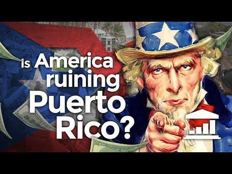 How the US RUINED Puerto Rico - VisualPolitik EN