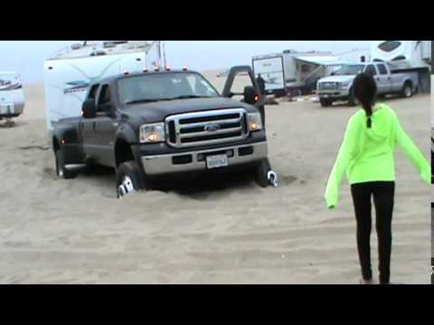 stuck at Pismo Beach July 2014 ford superduty de YouTube · Duración:  1 minutos 54 segundos  · Más de 428.000 vistas · cargado el 23.07.2014 · cargado por Rey Gabriel Garcia