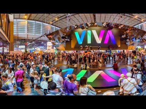 VivaTech : Paris, capitale des nouvelles technologies