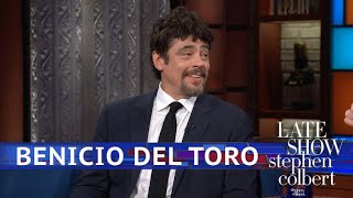 Benicio Del Toro Wants Representation For Puerto Ricans