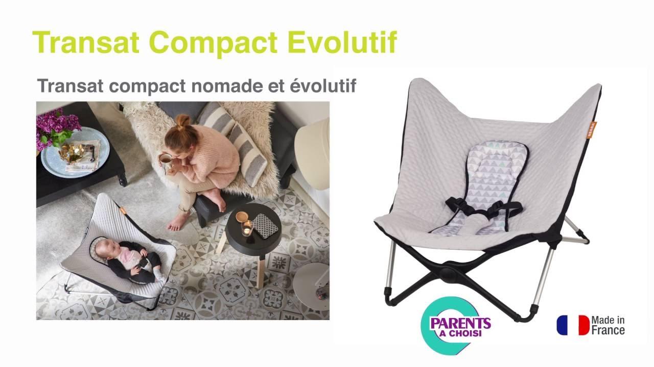 les meilleurs transats bebe evolutifs