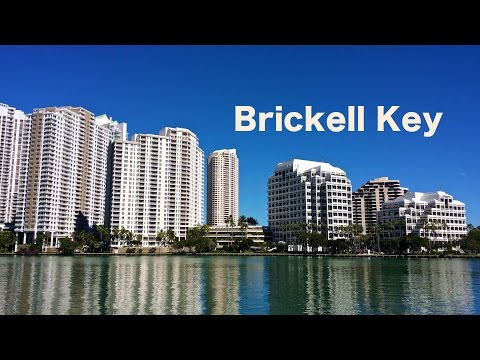 The Luxurious Condominiums of Brickell Key, Miami | Traveling Robert