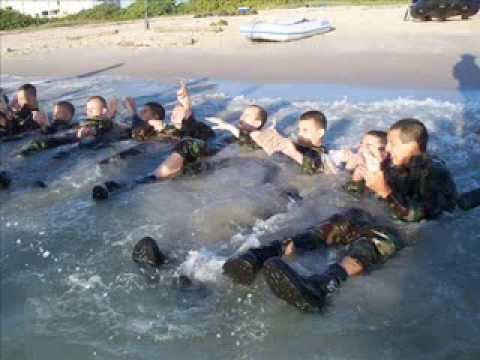 Navy SEAL training Sea Cadets 2009 Class Video
