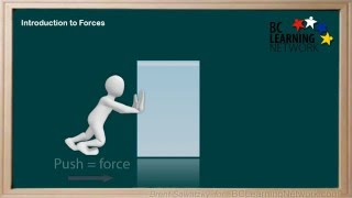 WCLN - Physics - Forces 1 - Intro