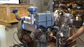 Lister Diesel - 18 HP, 3 Cylinder