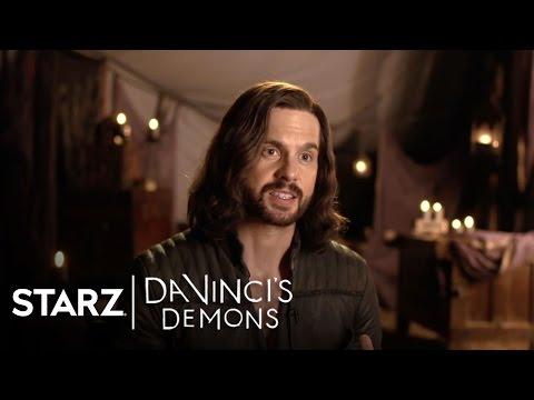 Da Vinci's Demons | The Final Season Interview | STARZ
