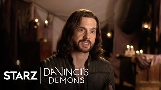 Da Vinci's Demons | The Final Season Interview | STARZ