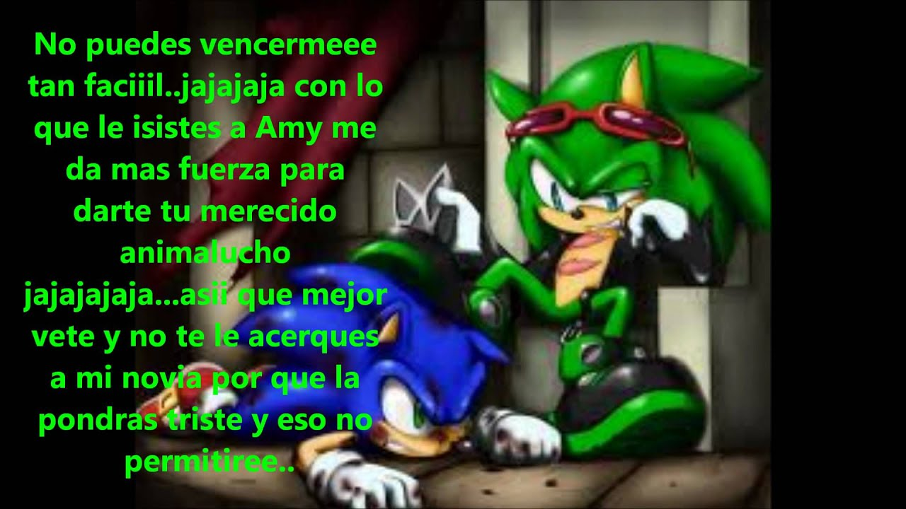 Sonic and amy sonamy love sex - 4 2