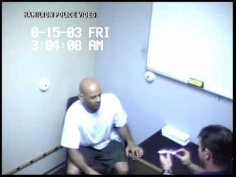 CHCH News: Michael Dixon's police interview