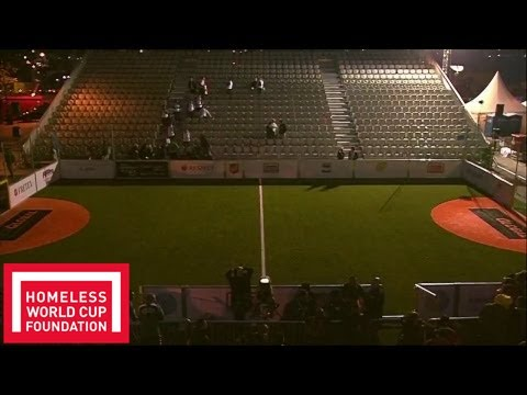 Oslo 2017 Homeless World Cup Live Stream