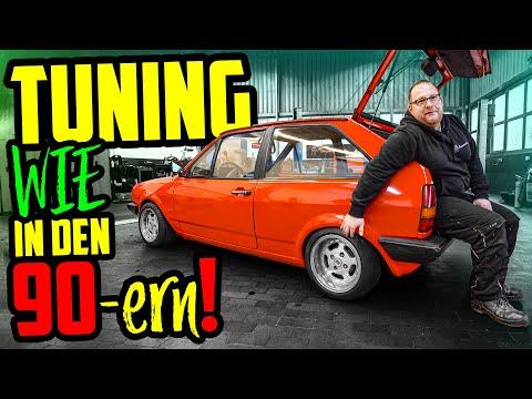 Felgen, Fahrwerk, Auspuff & Innenraum! - VW Polo 86c - Marco baut sein erstes Auto nach!