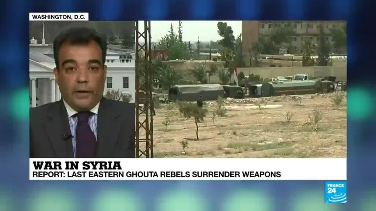 فرانس 24:Syria: