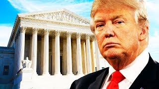 BREAKING: Supreme Court Rules On Trump Travel Ban