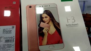 OPPO F3 RED LIMITED EDITIONS BOX VS F3 DEEPIKA EDITION